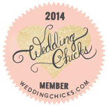 Check us out on Wedding Chicks!