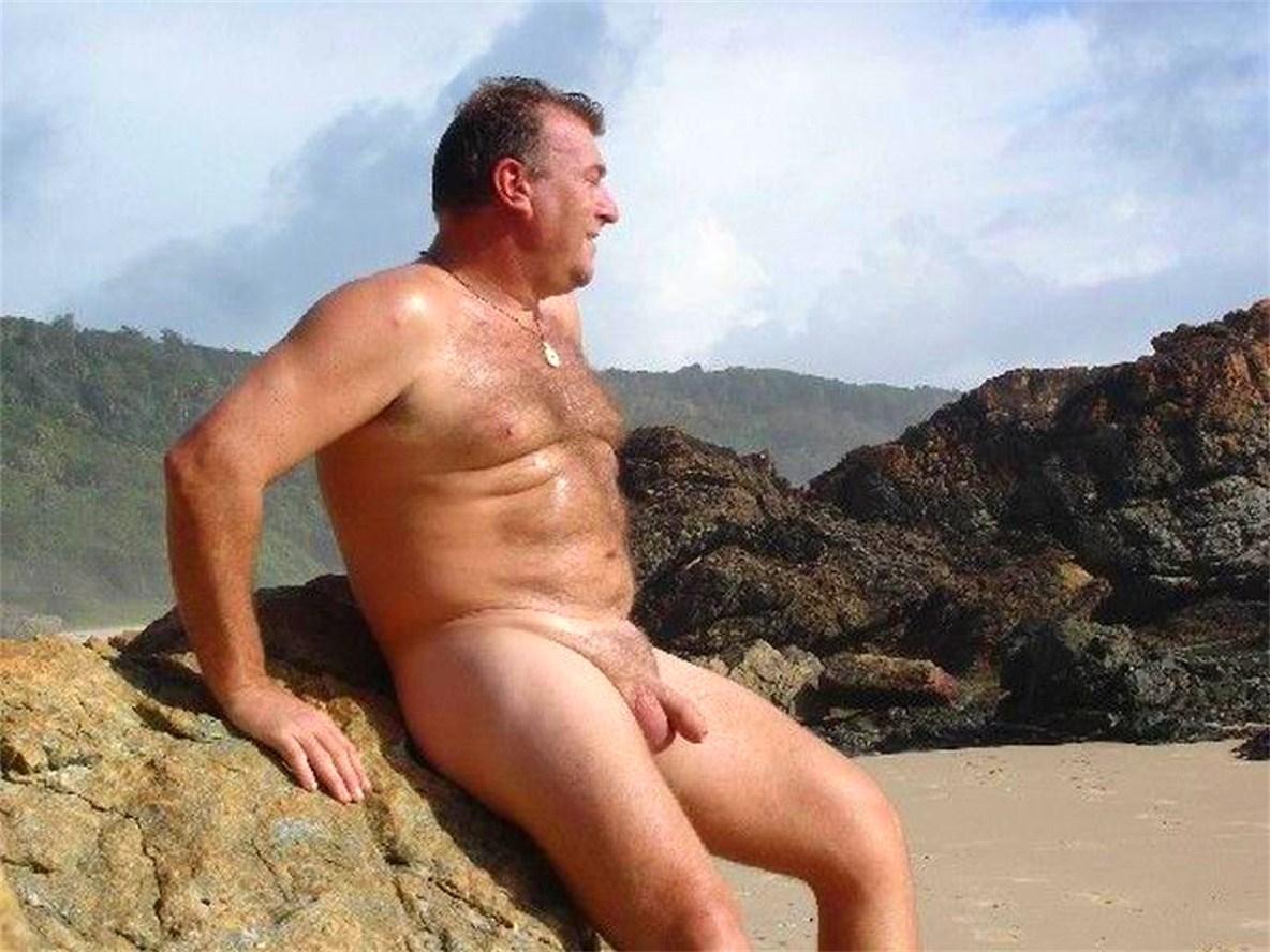 naked beach men tumblr