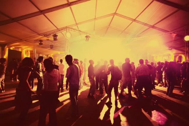 party time la SuperBlog