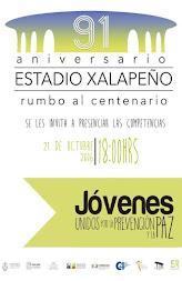 Con evento atlético, celebrarán 91 años del Estadio Xalapeño este viernes