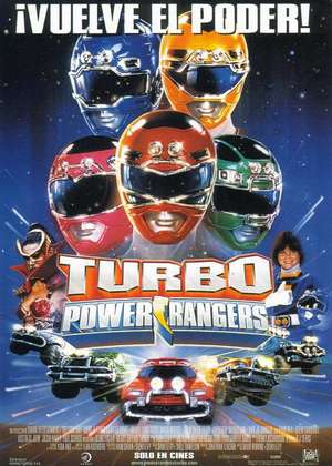 Power Rangers Turbo: La pelicula