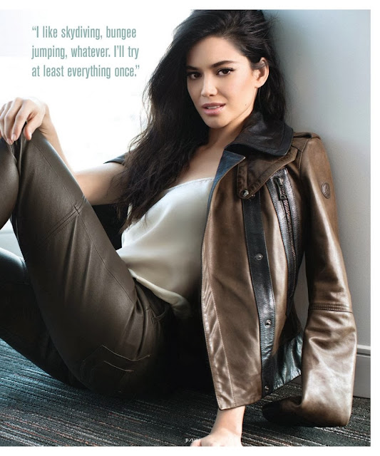 Devious Maids Edy Ganem's first Front cover is for Jezebel magazine