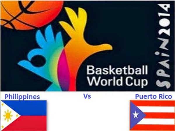 Philippines vs Puerto Rico