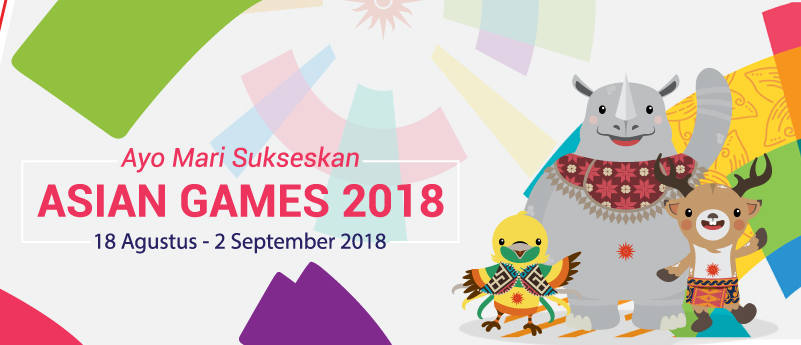 Diskominfo Siap Mensukseskan Asian Games 2018