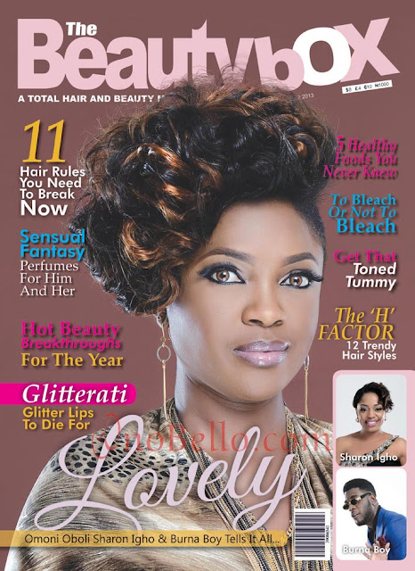 omoni oboli eyes beauty box magazine