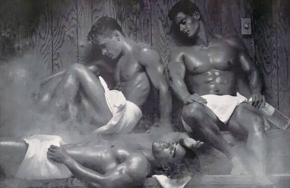 colt vintage gay art
