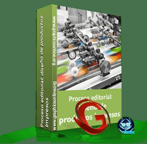 Proceso editorial: diseño de productos impresos