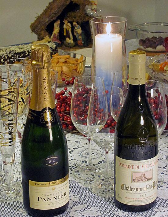 joulu 2018 viinit Ranskalainen joulu   Noël   joulupöydän ruoka ja viinit  joulu 2018 viinit