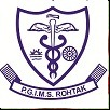 PGIMS Rohtak - Sr.Residents & Demonstrators -jobs Recruitment 2015 Apply Online