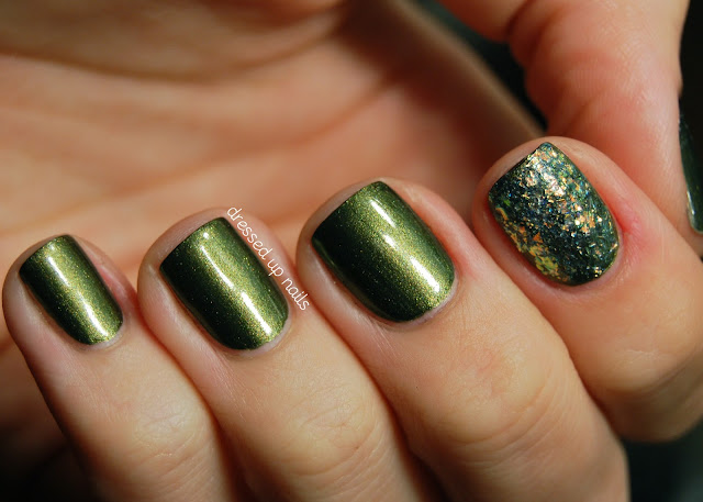 China Glaze Agro, China Glaze Luxe & Lush