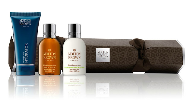 Molton Brown's Re-Charge Black Pepper Cracker