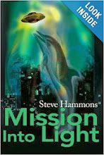 "The perfect holiday gift: Novel ""Mission Into Light"""