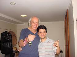 O meu amigo Erasmo Carlos
