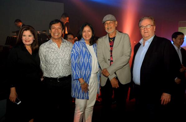 Smart Infinity, Julie Carceller, Bambi Rivera Verzo, BenCab, Benedicto Cabrera, Robert Sewell