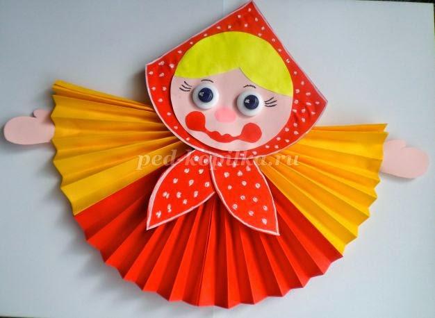 Поделки куклы для 4 класса