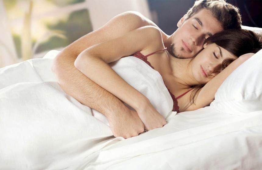 Dormir acompañados es bueno para la salúd