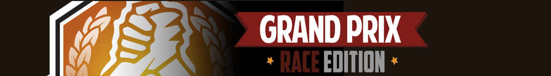 GRAND PRIX RACE EDITION