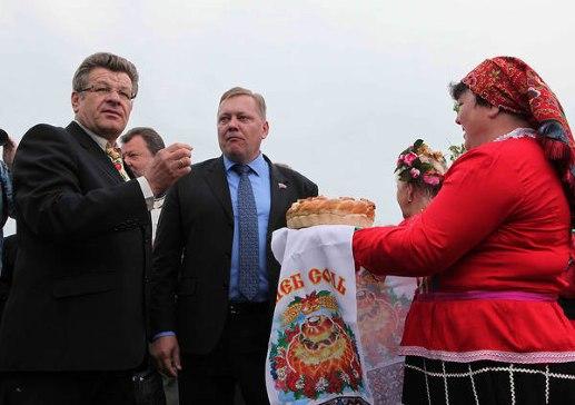 Гапоненко и Хорошилов
