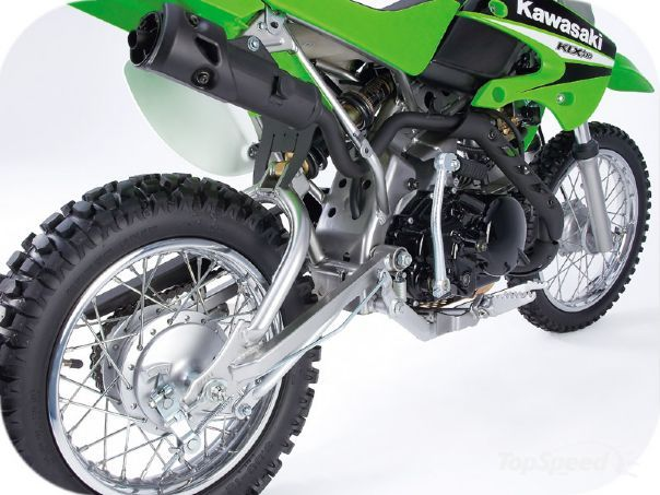 Kawasaki klx 150 s and klx 250 s spesifikasi modifikasi motor