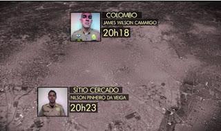 Áudio mostra alerta da polícia após morte de PMs em Curitiba; ouça