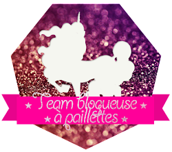  Rejoins la Team Blogueuse  Paillettes !