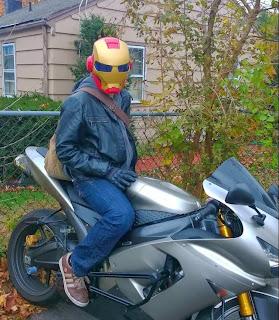 halloween motorcycle helmet