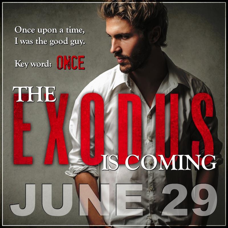 Exodus Book Blitz