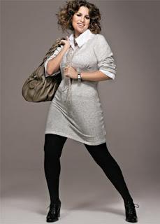 modelos de Vestido com Meia-calça