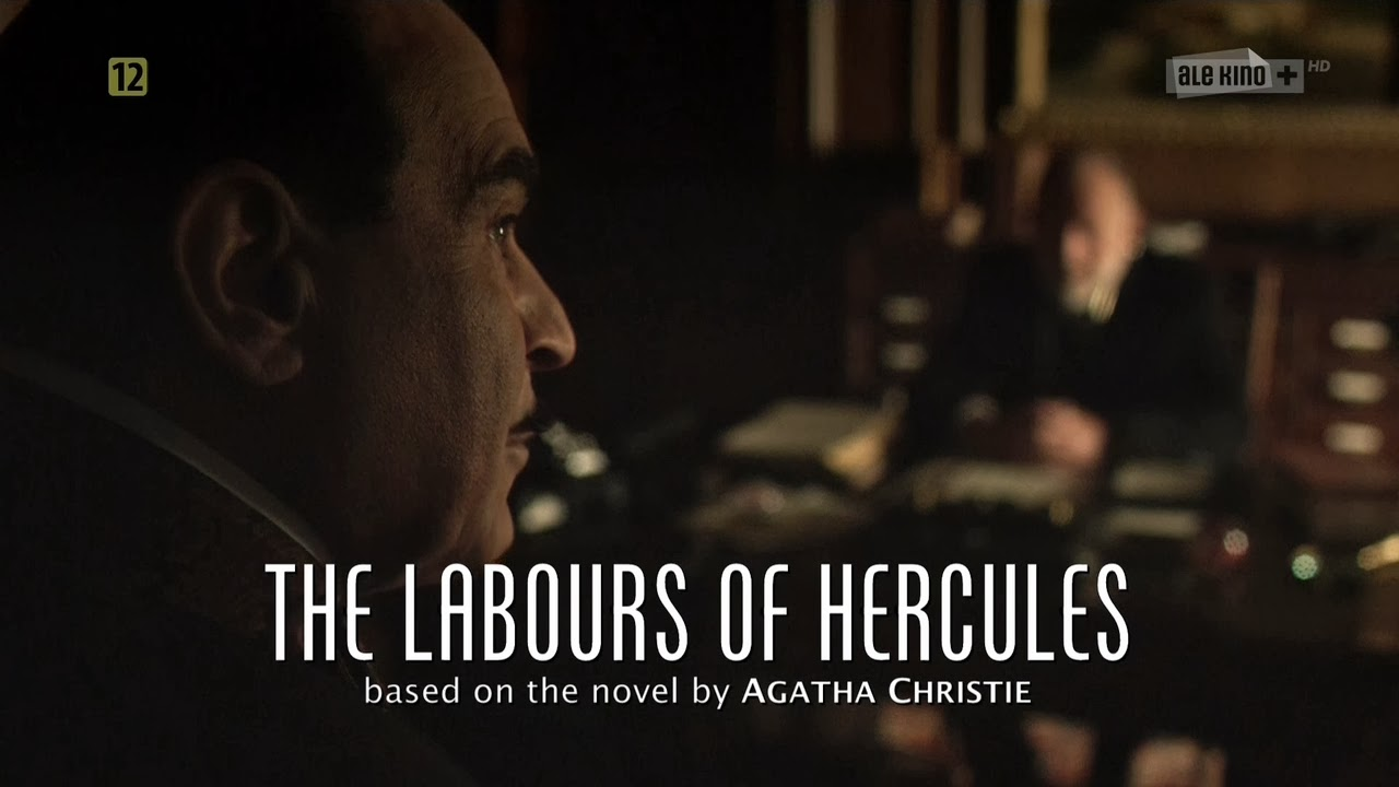 the labours of hercules pdf
