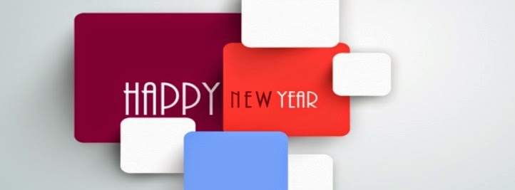Happy New Year 2016 Facebook Timeline