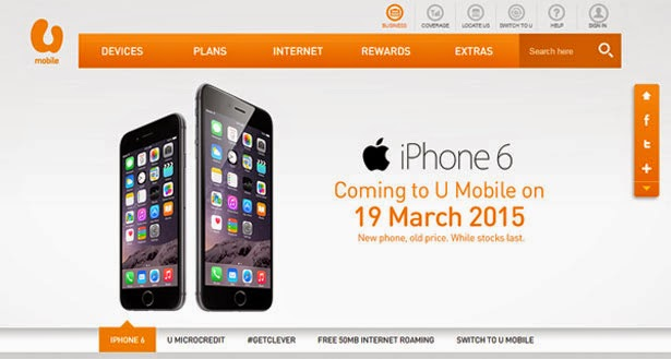 iphone u mobile package mamaktalk get malaysia s most affordable iphone plan now with u mobile that offers quot truly
