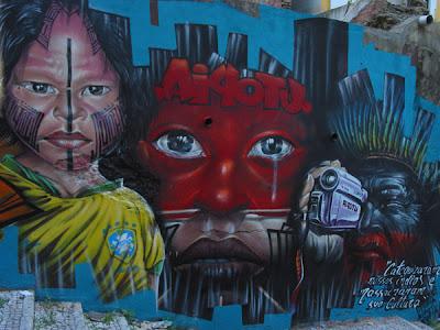 Catequizaron nuestros indígenos y masacraron su cultura