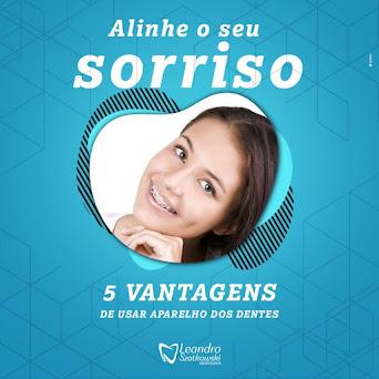 Leandro S. Odontollogia - Agende agora mesmo uma consulta e tenha um sorriso ainda mais brilhante.