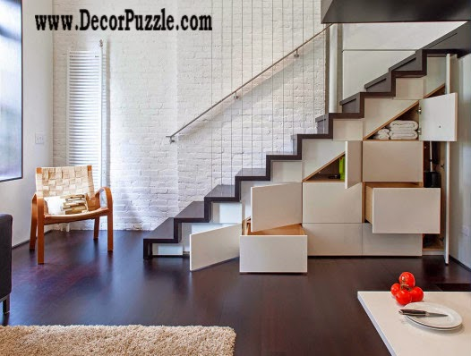 Innovative under stairs storage ideas and solutions, under stairs cabinets