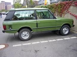 Mein Zugpferd Range Rover