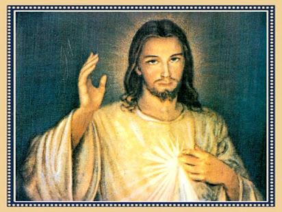 JESÚS DIVINA MISERICORDIA, EN TI CONFÍO