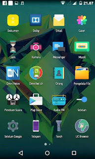 PORT ROM CRYSTAL ROM for Andromax C2 New