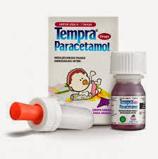 Tempra Drops Paracetamol Penurun Panas Anak Usia 0 - 1 Tahun