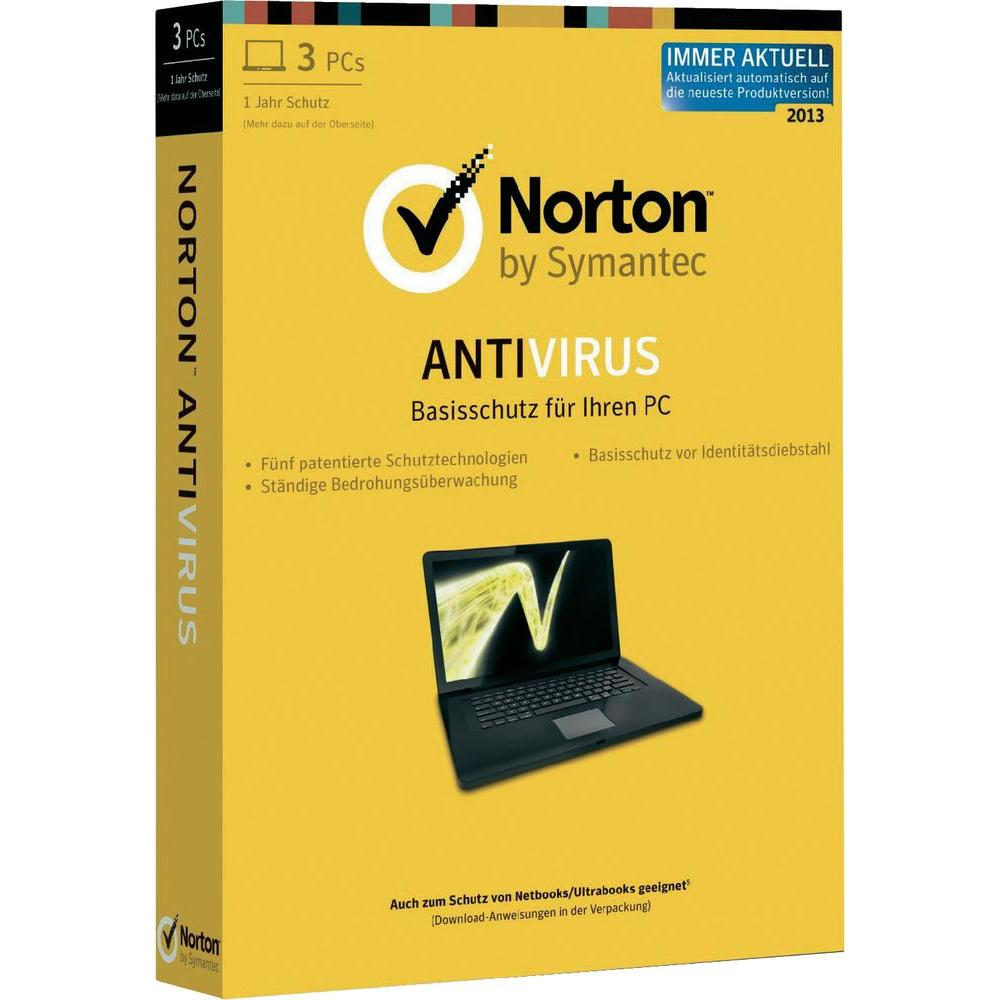 Free Download Norton AntiVirus 2013 Software or Application Full ...