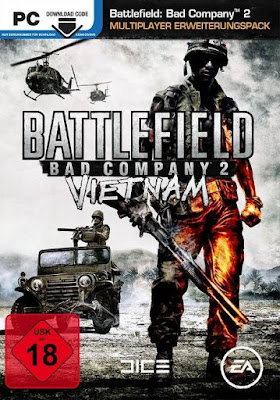 Battlefield Bad Company 2 Vietnam Cover