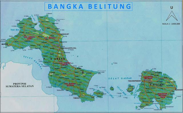 Menikmati Keindahan Pesona Bangka Belitung
