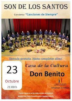 Concierto mes de Octubre 2015