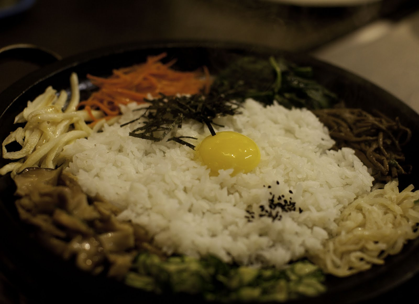 Seoul Garden Korean BBQ Restaurant: MENU