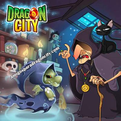 imagen del mercado negro con el dragon espectro