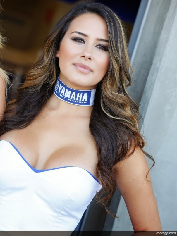 The Most Beautiful Paddock Girls of 2013' - Laguna Seca