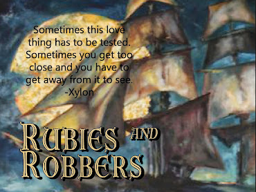 Rubies and Robbers Book III of The Ian's' Realm Saga