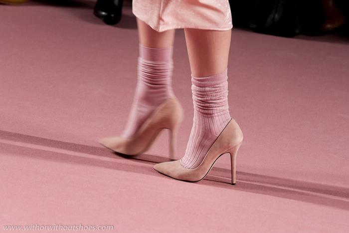 zapatos pumps de la colaboración de Juan Vidal con la marca Gios Eppo