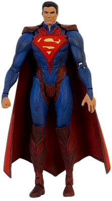 Superman Prototype First Shot Painted DC Injustice Gods Among Us Mattel Action Figures Man of Steel prototype figures premier first look exploders speed flyers Movie Masters 2013 Mattel Play Arts Kai Square Enix toy Commercials Exploders Speed Flyers Leaked Spoilers Mattel Zod Robot Army Black Zero Spaceship FlightSpeeders Stretchy Figures Henry Cavill Superman Man of Steel Movie Masters Action Figures Mattel MattyCollector 2013 NYCC 2012 Dark Knight Rises Rah's Al Ghul Batsignal