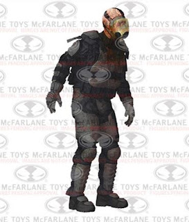 McFarlane Toys The Walking Dead Series 4 - Gas Mask Zombie Figure