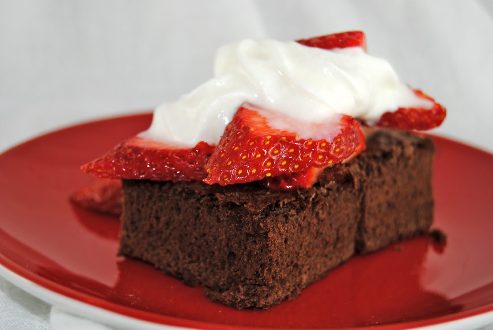Honeydew You Love Me?: Chocolate Strawberry Shortcake